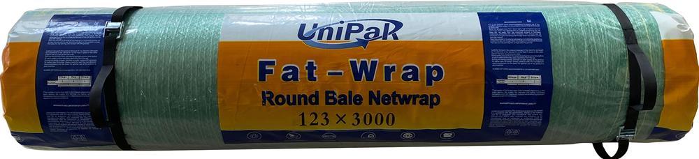 Fat-Wrap Round Bale Netwrap